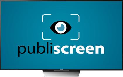 pantalla publiscreen carteleria digital salamanca bajo coste low cost