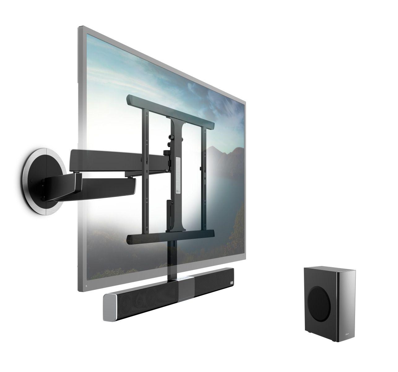 soportes pared pantallas publiscreen carteleria digital bajo coste salamanca