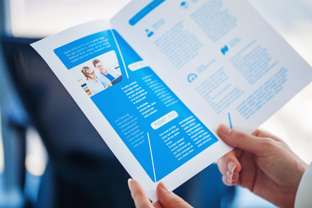 10 pasos para que los folletos sean eficaces